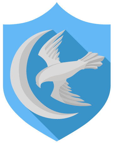 Bannière arryn game of thrones