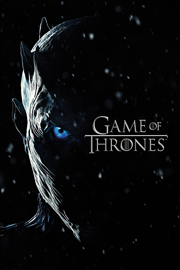 Affiche de la Saison 7 de game of thrones